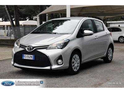 usata Toyota Yaris 1.0 Business 5p