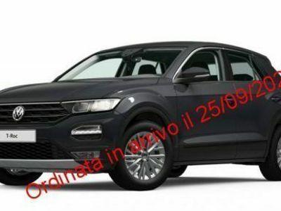 usata VW T-Roc 2.0 TDI SCR DSG 4MOTION Business BlueMotion Techn