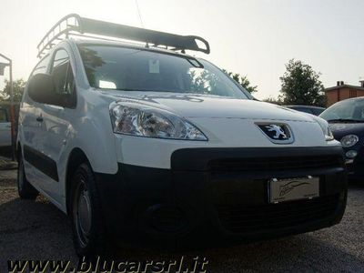 usado Peugeot Partner Tepee 1.6 HDi 90CV FAP L1 2 posti Furgone Affaire