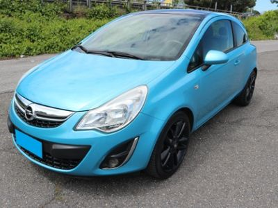 gebraucht Opel Corsa 1.2 b-color - 85cv - gpl tech elective