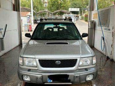 usata Subaru Forester s turbo AWD 2.0