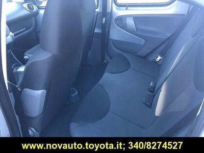 usata Toyota Aygo 1.0 12V VVT-i 5 porte Sol del 2008 usata a Varese
