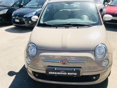 usata Fiat 500 1.2 benzina 2013 nuovissima