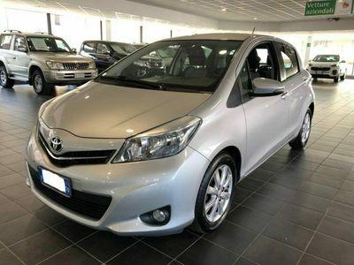 usata Toyota Yaris 1.4 D-4D 5 porte Lounge