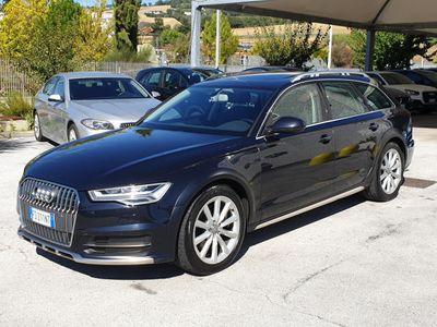 usata Audi A6 Allroad 3.0 TDI 272 CV S tronic Business Plus-TETTO-PELLE-