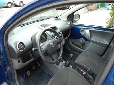 usata Toyota Aygo 12V VVT-i 5 porte Now