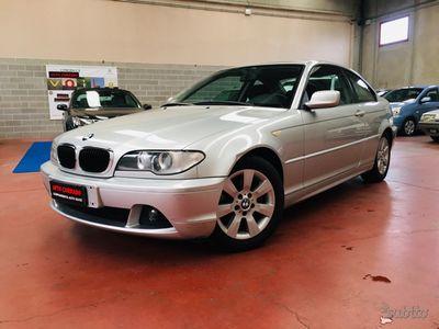 usata BMW 320 cd 150cv eletta euro 4