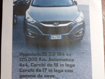 usado Hyundai ix35 2.0 4wd aut
