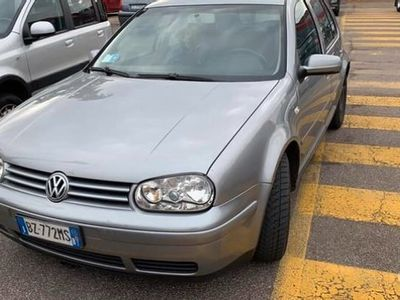 usata VW Golf IV Golf 1.9 TDI/130 CV cat 5p. H.line Plus