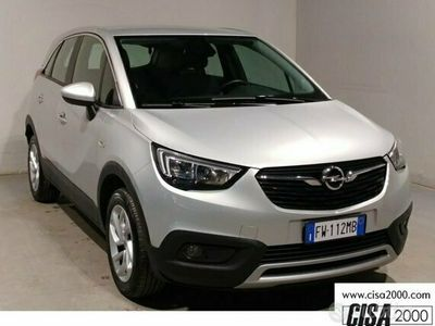 usata Opel Crossland X 1.5 diesel 120 CV Start&Stop aut. Innovation
