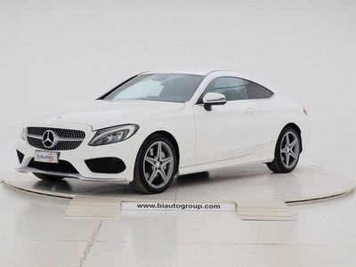 used Mercedes C250 d Automatic Coupé Premium