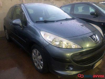 used Peugeot 207 1.4 hdi 70cv 3p. x line diesel