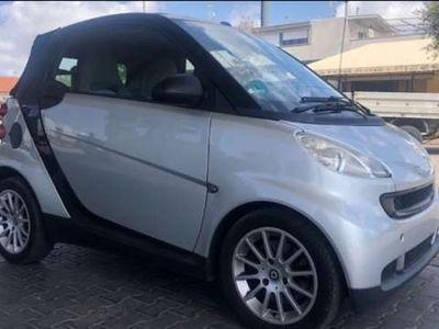usata Smart ForTwo Cabrio 1000 52 kW pulse CAPPOTTA NON FUNZIONANTE