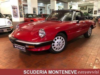 gebraucht Alfa Romeo Spider 1.6 OTTIMO STATO GENERALE-VISIBILE IN SEDE rif. 9003634