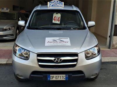 brugt Hyundai Santa Fe 2.2CRDI 4X4 FULL OPT. PARI AL NUOV
