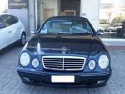 usata Mercedes CLK230 kompressor cat cabrio avantgarde benzina
