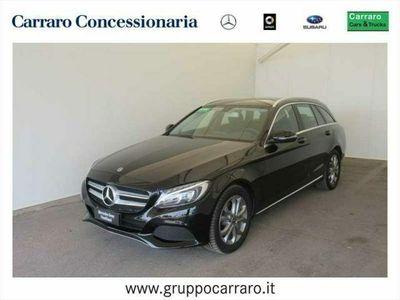 usata Mercedes C220 d sport auto sw