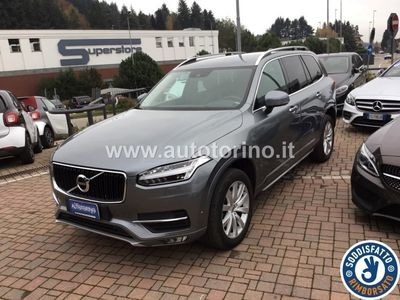 usado Volvo XC90 XC902.0 D5 Momentum awd geartronic