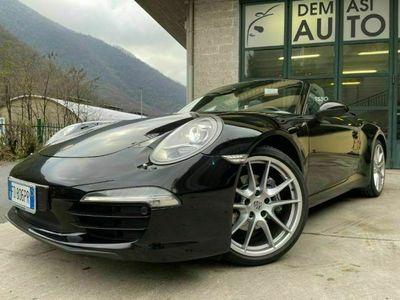 usata Porsche 911 Carrera Cabriolet 911 3.4 TAGLIANDO DA 4500€ IVA ESPOS Sarezzo