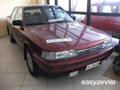 used Toyota Camry benzina