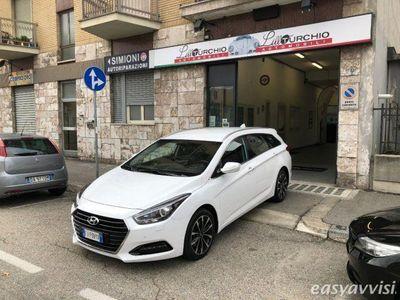 usado Hyundai i40 Wagon 1.7 CRDi 141 CV 7DCT Style FULL COME NUOVA