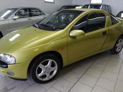 usata Opel Tigra 16v Classic Green Usato