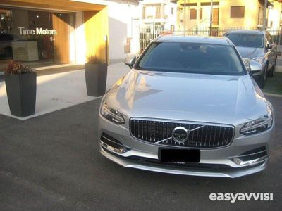 brugt Volvo V90 d4 awd geartronic inscription f.o. diesel