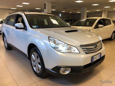 usata Subaru Outback 2.0D Trend Limited
