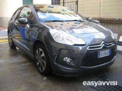 usata Citroën DS3 1.4 hdi cmp so chic diesel 2/3-porte automatico antracite
