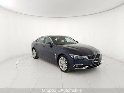 usata BMW 430 Serie 4 Gran Coupé Serie 4 F36 2017 Gran Coupe d g.coupe xdrive Luxury auto