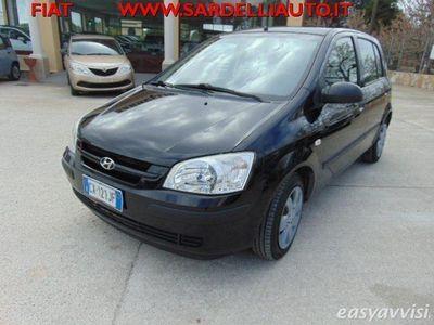 usata Hyundai Getz 1.1 5p. benzina