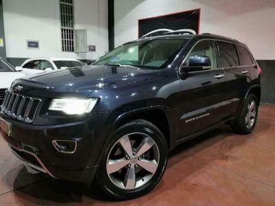 usata Jeep Grand Cherokee 3.0d 250cv overland r20 navi xenon pelle iva compr