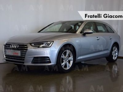 usata Audi A4 A4 Avant 2.0 TDI 150 CV S tronic SportAvant 2.0 TDI 150 CV S tronic Sport