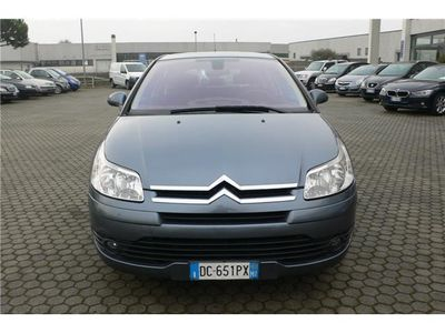 usata Citroën C4 1.6 HDi 110CV Automatica