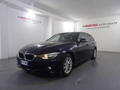 usata BMW 318 d Touring Business aut.