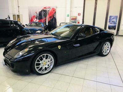 usata Ferrari 599 GTB Fiorano F1 KM 4.436 ! Unicoprop.