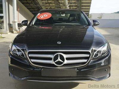 usata Mercedes E220 Classe E W213 BERLINA4MATIC Auto