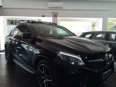 """second-hand Mercedes GLE350 d 4Matic Coupé Premium Plus amg- cerchi da 21"""""""