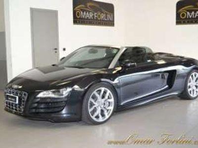 usata Audi R8 Coupé 5.2 v10 q.r-tronic freni carbo navi full km44.000! benzina