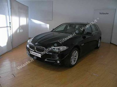 usata BMW 520 Serie 5 (F10/F11) d xDrive Touring Luxury