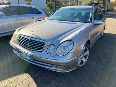 usata Mercedes E270 CDI cat S.W. Avantgarde