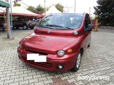 gebraucht Fiat Multipla 110 JTD ELX