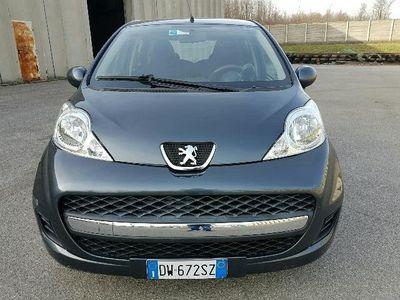 usata Peugeot 107 70 2-Tronic Filou