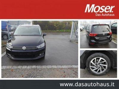 usata VW Touran 1.6 TDI DPF SCR SOUND