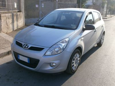 used Hyundai i20 1.2 GPL Comfort