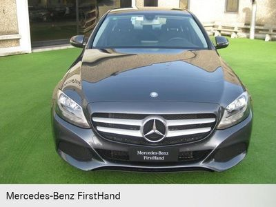 gebraucht Mercedes C200 CLASSE Cd Automatic Executive