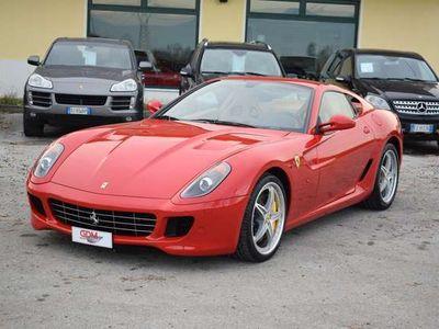 usata Ferrari 599 GTB Fiorano F1 SEDILI RACING/CERCHI HGTE/NUOVA