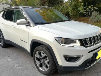 usata Jeep Compass 2ª serie 1.4 170 cv 9AT 4WD Limited