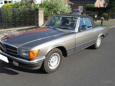 usata Mercedes 280 Serie SL- 1986