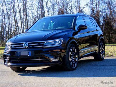 brugt VW Tiguan 2.0 BiTDI SCR DSG 4MOTION Executive R-Line BMT